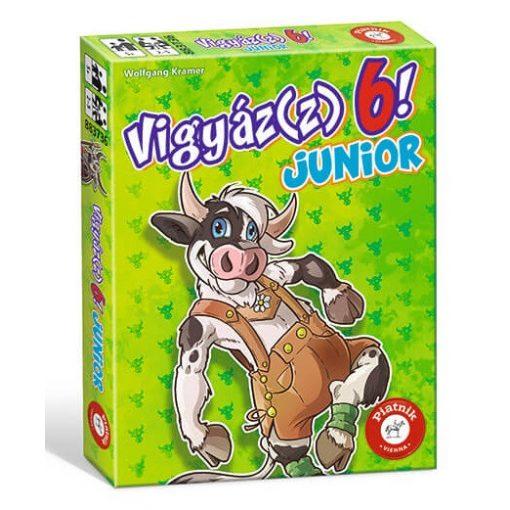 Vigyáz(z)6! Junior
