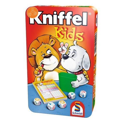 Kniffel Kids fémdobozban (51245)