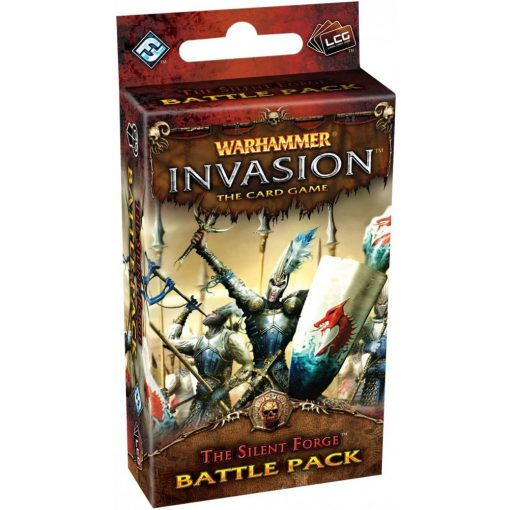 Warhammer Invasion: The Silent Forge