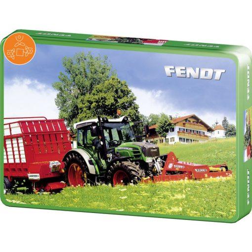 Fendt 211 Vario, 60 db - fémdobozban (55888)