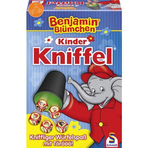 Benjamin az Elefánt, Gyermek Kniffel (40390)