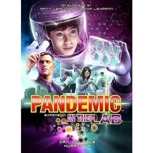 Pandemic - A labor kiegészítő