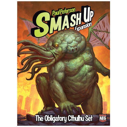 Smash Up: Obligatory Cthulhu Set Exp.