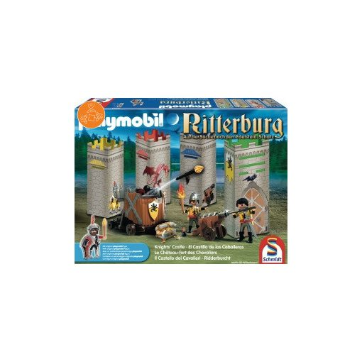 Playmobil Knights' Castle - Hunt for the treasure of jewels (40561)