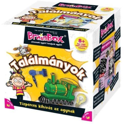 BrainBox - Találmányok