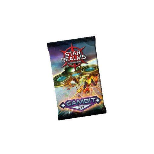 Star Realms Deckbuilding Game - Gambit Exp.