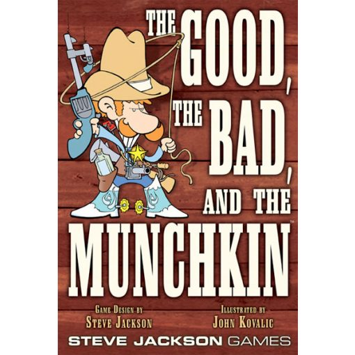 Munchkin – A Jó, a Rossz és a Munchkin