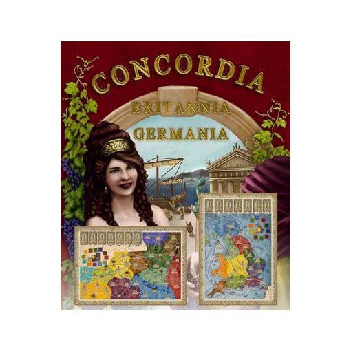 Concordia Britannia - Germania