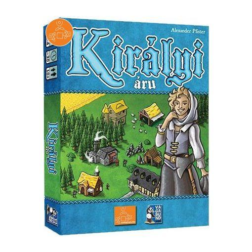 Királyi áru - új kiadás