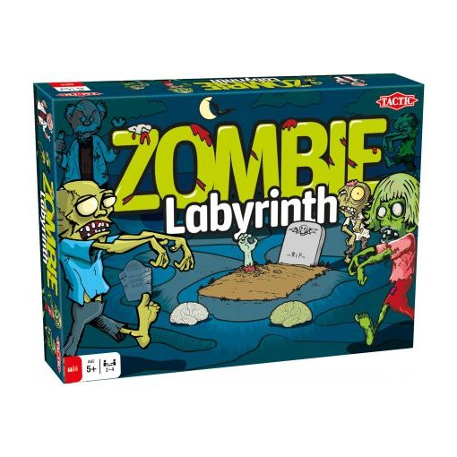 Zombi Labirintus