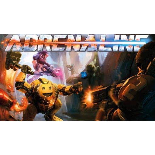 Adrenaline + Chainsaw Promo Card