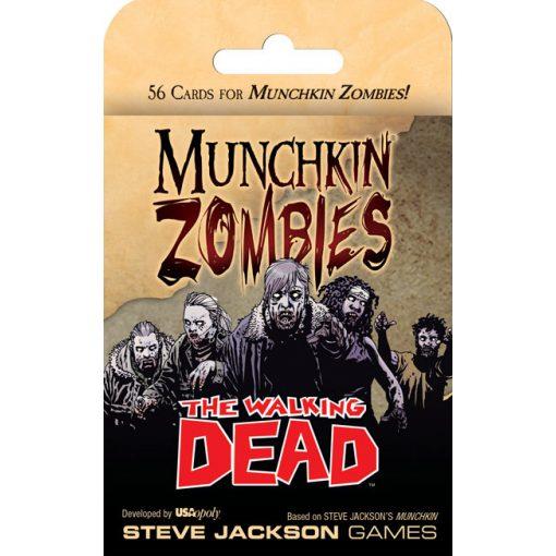Munchkin Zombies: The Walking Dead Exp.