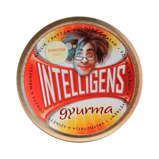 Intelligens Gyurma - Borostyán