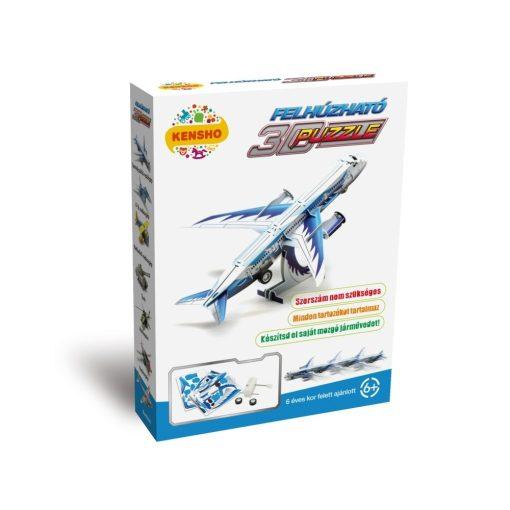 3D puzzle, Utasszállító repülőgép
