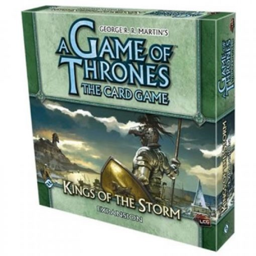 A Game of Thrones the Card Game Kings of the Storm expansion