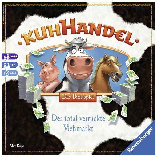 Kuhhandel Das Brettspiel - Der verrückte Viehmarkt