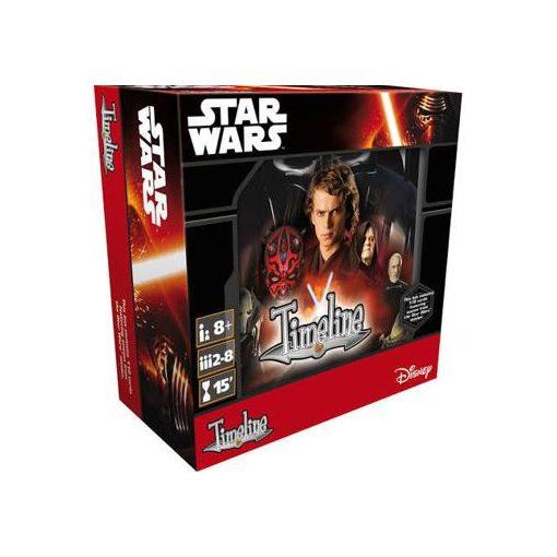Timeline Star Wars - Episode I - III