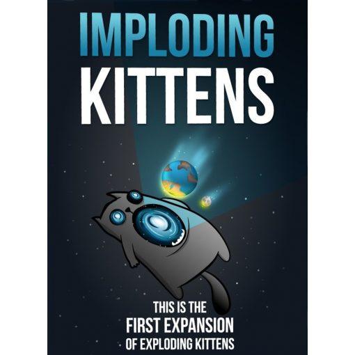 Imploding Kittens Original Ed. Exp.
