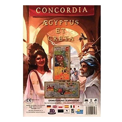 Concordia Aegyptus - Creta