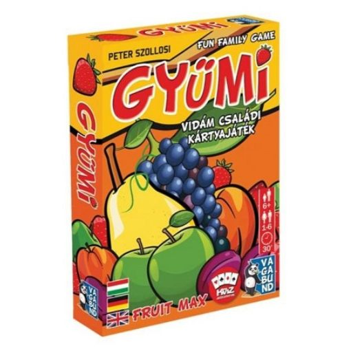 Gyümi + Gyümölcsszüret