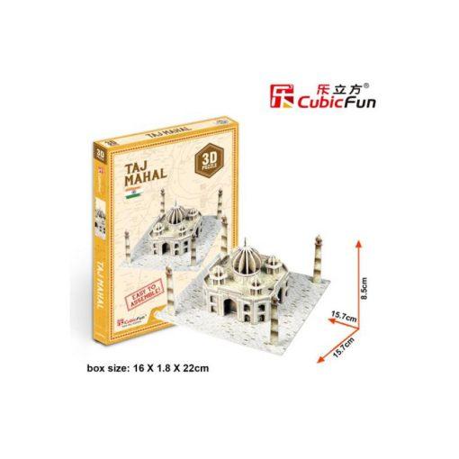 3D puzzle mini Taj Mahal - 39 db