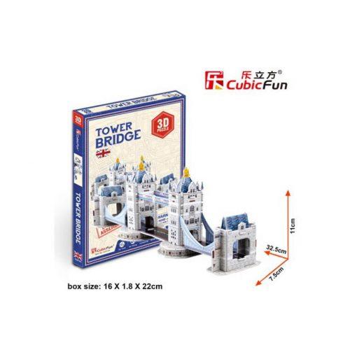 3D puzzle mini Tower Bridge - 32 db
