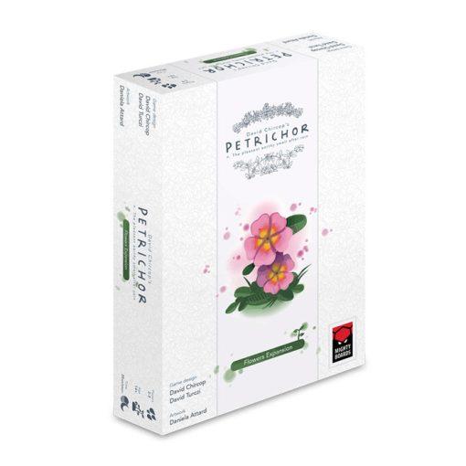 Petrichor - Virágok kiegészítő