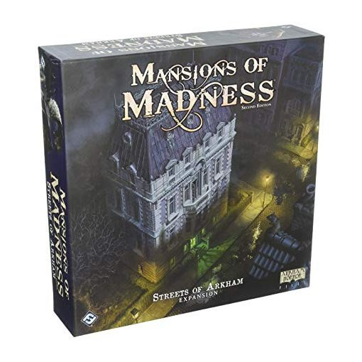 Mansions of Madness - Streets of Arkham Exp.
