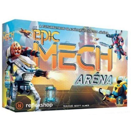 Tiny Epic - Mech aréna