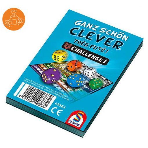 Ganz schön clever Challenge Block (49363)