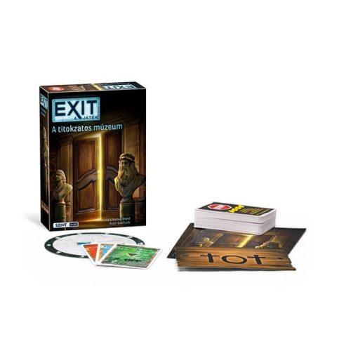 EXIT 9. - A titokzatos múzeum