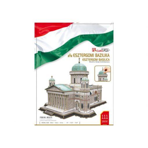 3D puzzle Esztergomi Bazilika  (5550) - 111 db