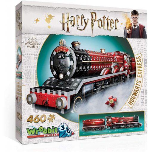 3D puzzle Harry Potter Roxfort Expressz - 460 db