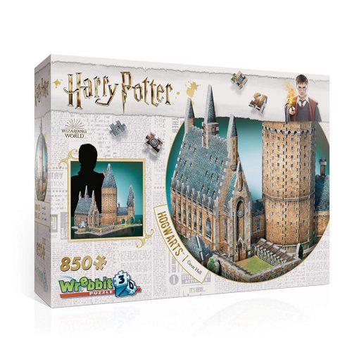 3D puzzle Harry Potter Roxfort Nagyterem - 850 db