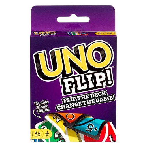 UNO Flip - Kifordított Uno