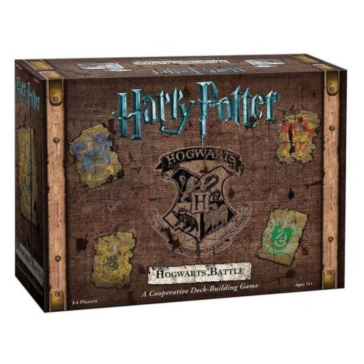 Harry Potter HB The Monster Box of Monsters Exp.