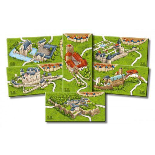Carcassonne - Burgen in Deutschland