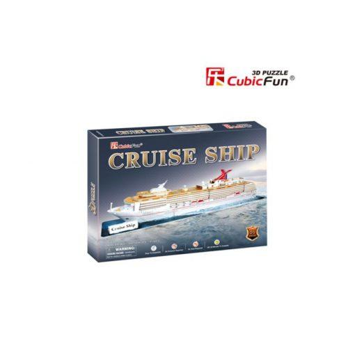 3D puzzle közepes Cruise Ship - 86 db