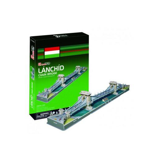 3D puzzle Lánchíd - 82 db