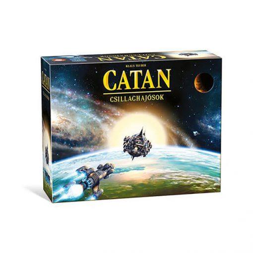 Catan - Csillaghajósok