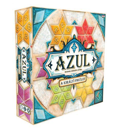 Azul - A királyi pavilon