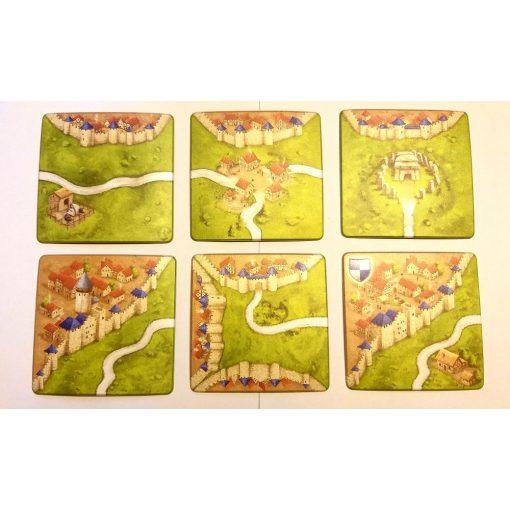 Carcassonne alátétkészlet II