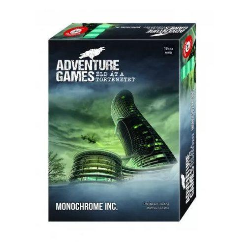 Adventure Game 1 Monochrome Inc.