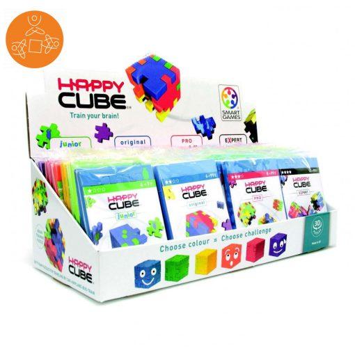 Happy Cube Family – Display 48 pcs