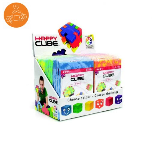 Happy Cube Pro – Display 24 pcs