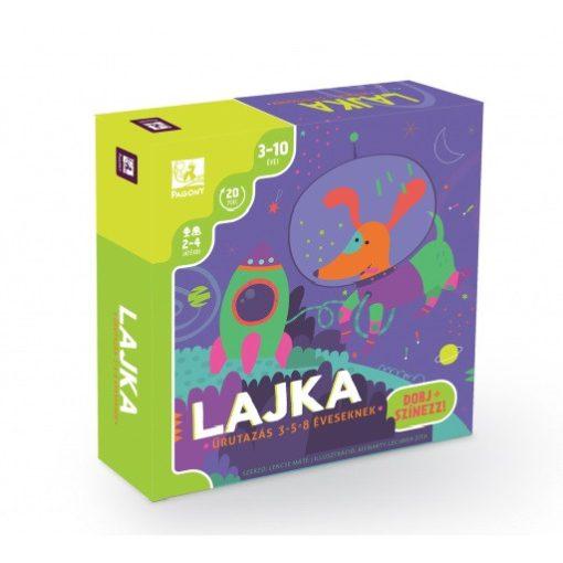 Lajka - űrutazás 3-5-8 éveseknek