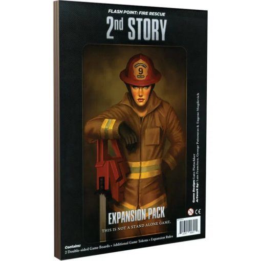 Flash Point: Fire Rescue 2nd Story