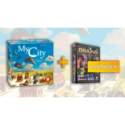My City + Brains Bájital