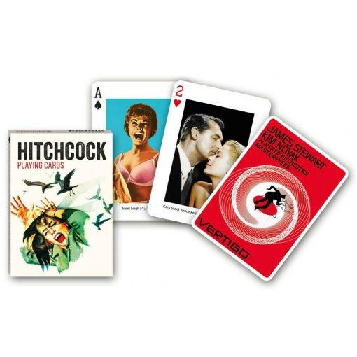 Hitchcock franciakártya