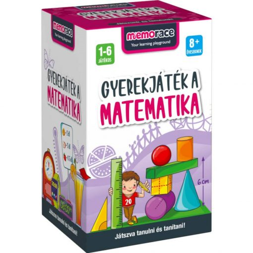 Memorace - Gyerekjáték a matematika
